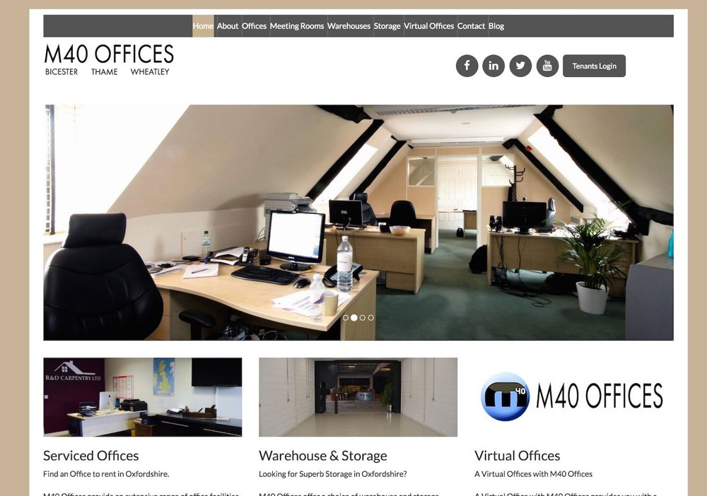 M40 Offices