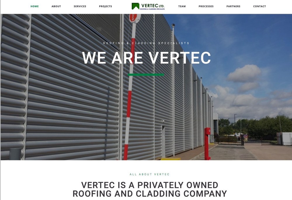 Vertec Roofing & Cladding
